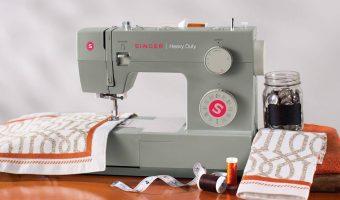 Big Savings On SINGER Heavy Duty 4452 Sewing Machine
