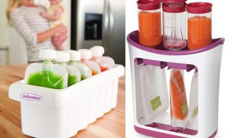 Save On Infantino Squeeze Station Baby Food Maker