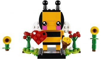 LEGO BrickHeadz Valentine's Bee at a Low Price