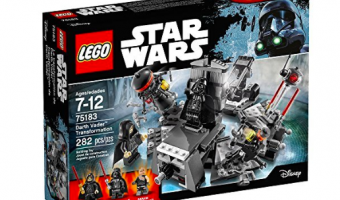 LEGO Star Wars Darth Vader Transformation Building Kit
