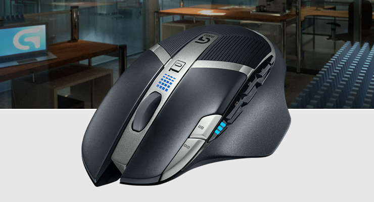 Low Price On Logitech Wireless Gaming Mouse -