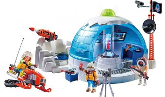 PLAYMOBIL Arctic Expedition Headquarters At The Best Price