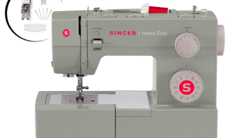 SINGER Heavy Duty 4452 Sewing Machine at LOW Price!