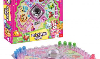 Great Low Price On Shopkins Pop 'N' Race Game