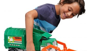 Nice Price On Tonka Mighty Motorized Garbage Truck
