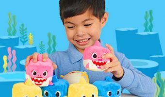Nice Deal on WowWee Pinkfong Baby Shark Official Song Cubes