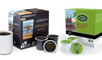 Amazon Deal of the Day: Keurig Fair Trade Kcups