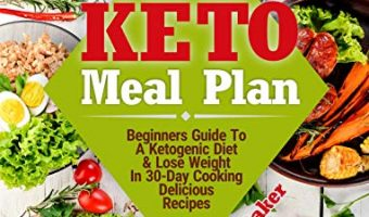 Meal plan for Keto