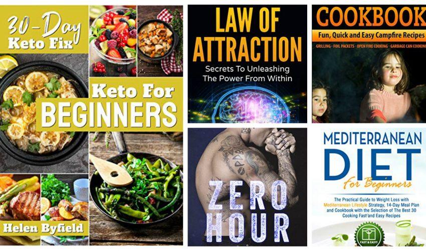 10 Free Kindle Books (02/22/19)