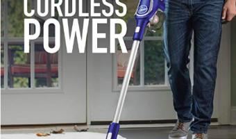 Hoover Impulse Cordless Stick Vacuum Cleaner at Best Price!