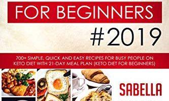 Free Keto Diet Cookbook for Beginners Kindle eBook