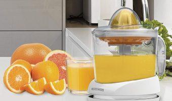 Super Low Price on BLACK+DECKER 34oz Citrus Juicer