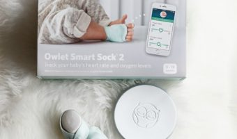 30% Off Owlet Smart Sock 2 Baby Monitor Today Only