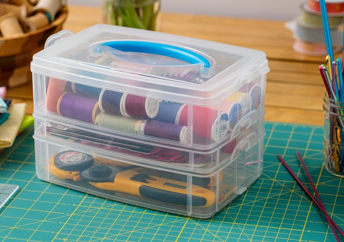 Best Price on Snap 'N Stack 3-Layer Storage Container