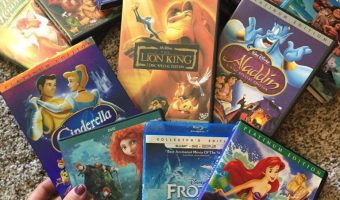Disney Movie Club (Get Your First 4 Movies for $1!)