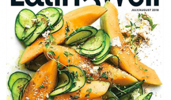 EatingWell One Year Magazine Subscription Just $5.49