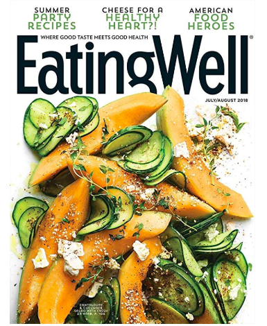 EatingWell One Year Magazine Subscription Just 549