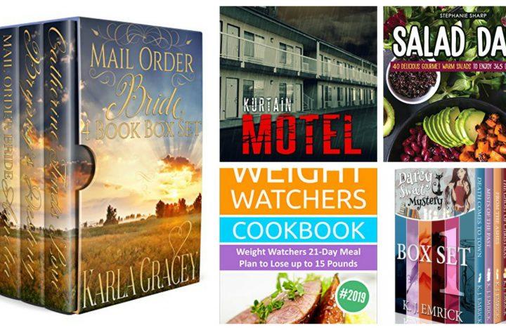10 Free Kindle Books (03/21/19)