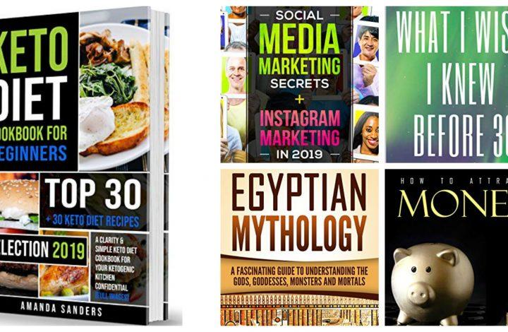 10 Free Kindle Books (03/20/19)