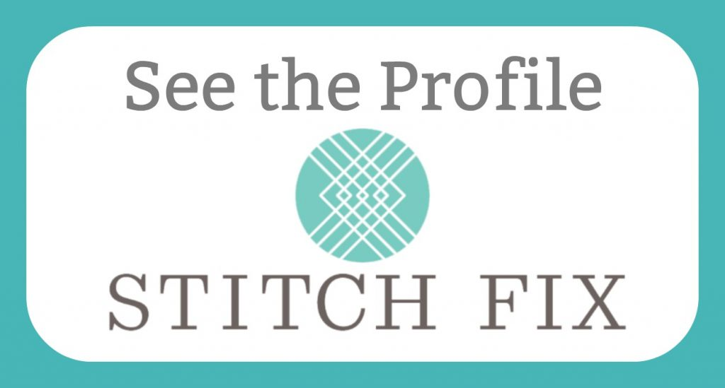 See the Profile for Stitch Fix Button