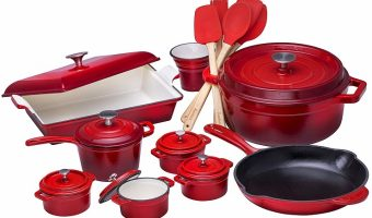 Amazon Deal of the Day: Enameled Cast Iron Cookware