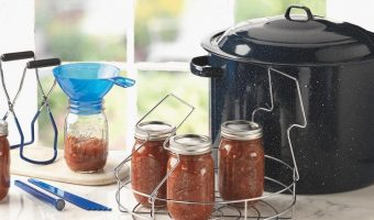 Good Deal on 8-Piece Granite Ware Canning Set
