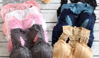The best padded bralette in eight colors