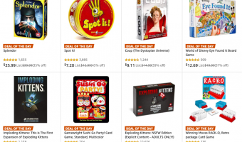Save up to 30% on Board Games