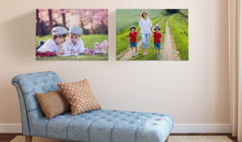 This is one of my favorite canvas printing online deals