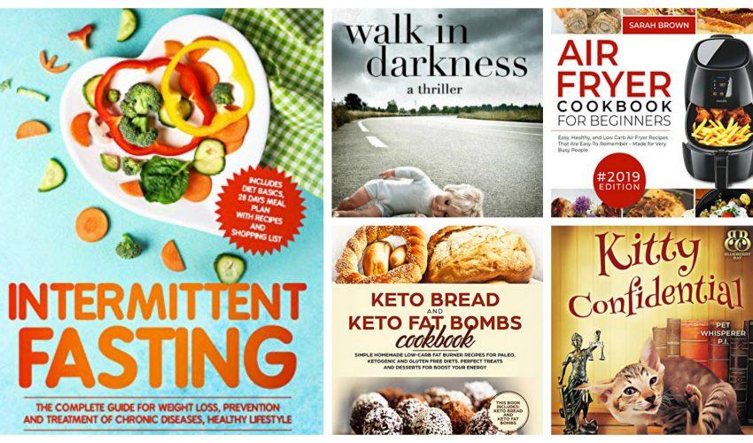 Free Kindle Books (5/20/19)