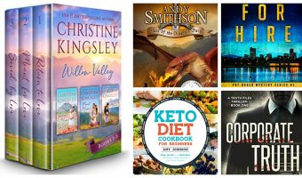 Free Kindle Books (6/12/19)