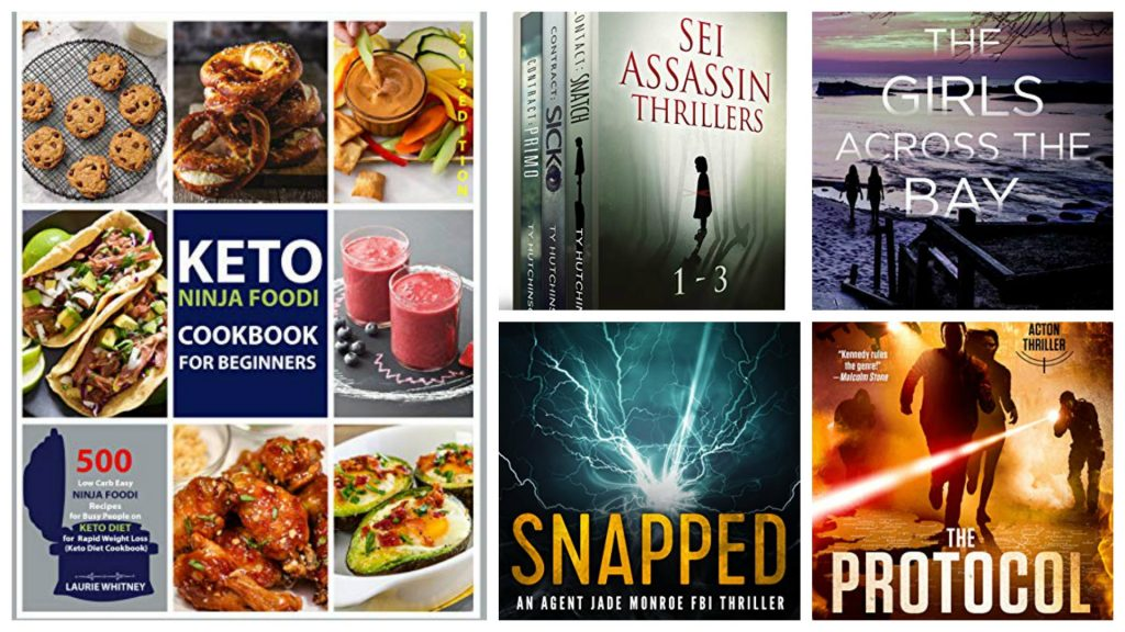 Free Kindle Books Today! Daily Deal to Get 10 Free Kindle Books