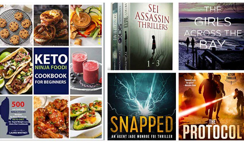 Free Kindle Books (6/26/19)