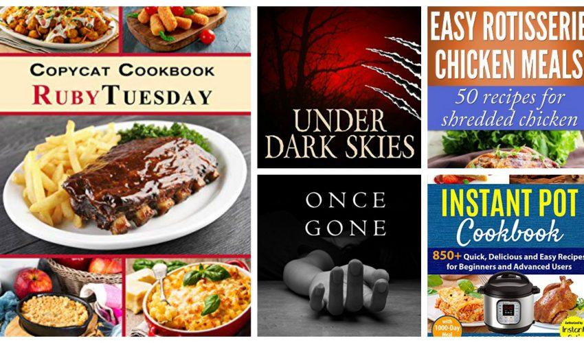 Free Kindle Books (10/16/19)