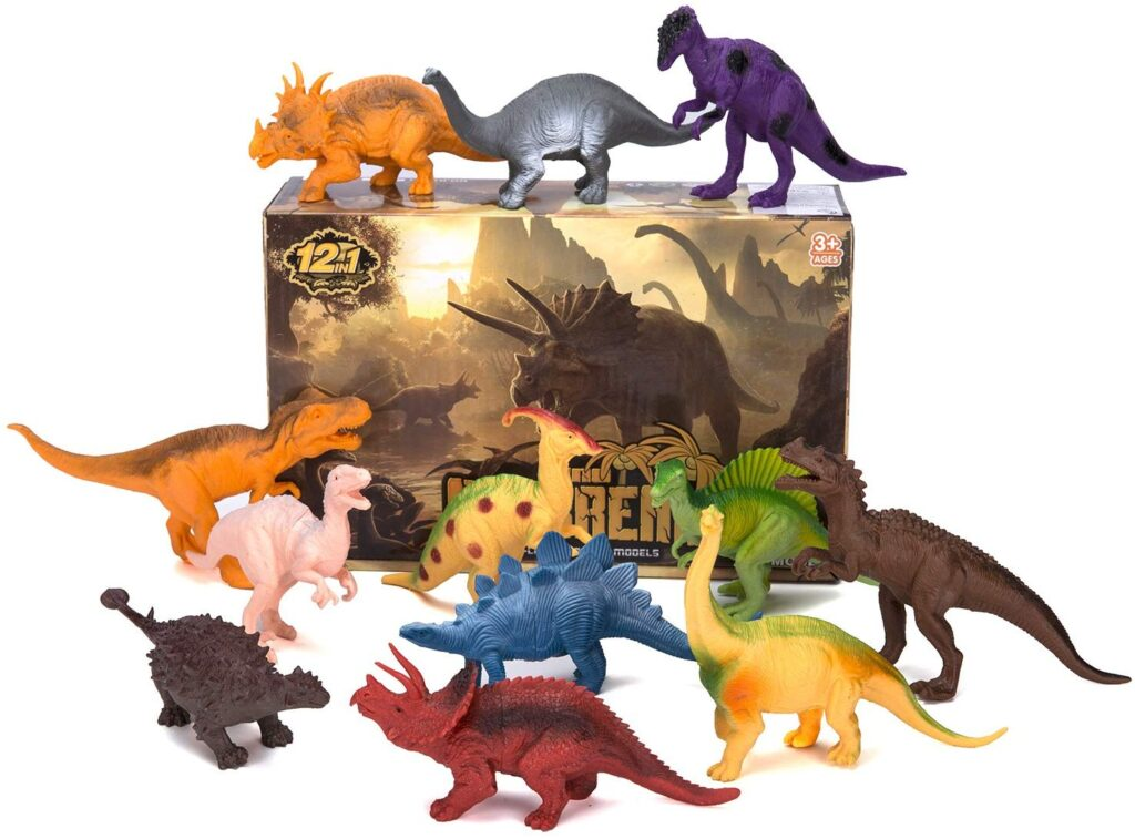 STEM Dinosaur Toys for 2 Year Old Boys Gift Idea