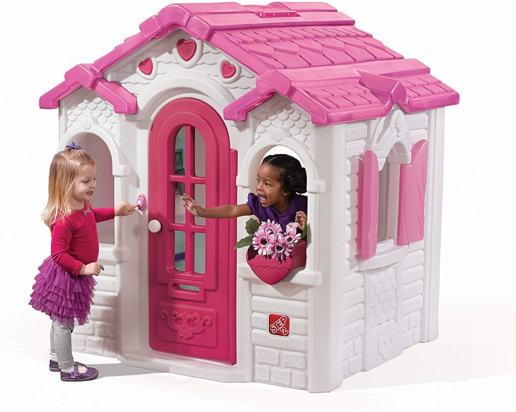 best toys for 2 year old girls for imaginary play and pretend play Playhouse