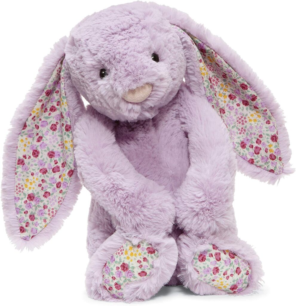 best toys for 2 year old girls JellyCat Stuffed Bunny