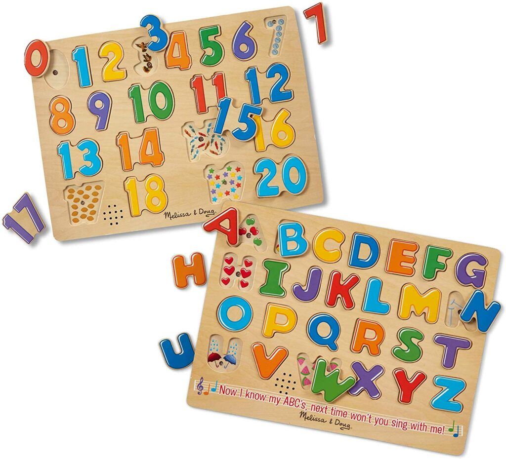 Best Wooden Toys Educational Toys for 2 Year Olds