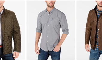 macys barbour shirts for men on sale