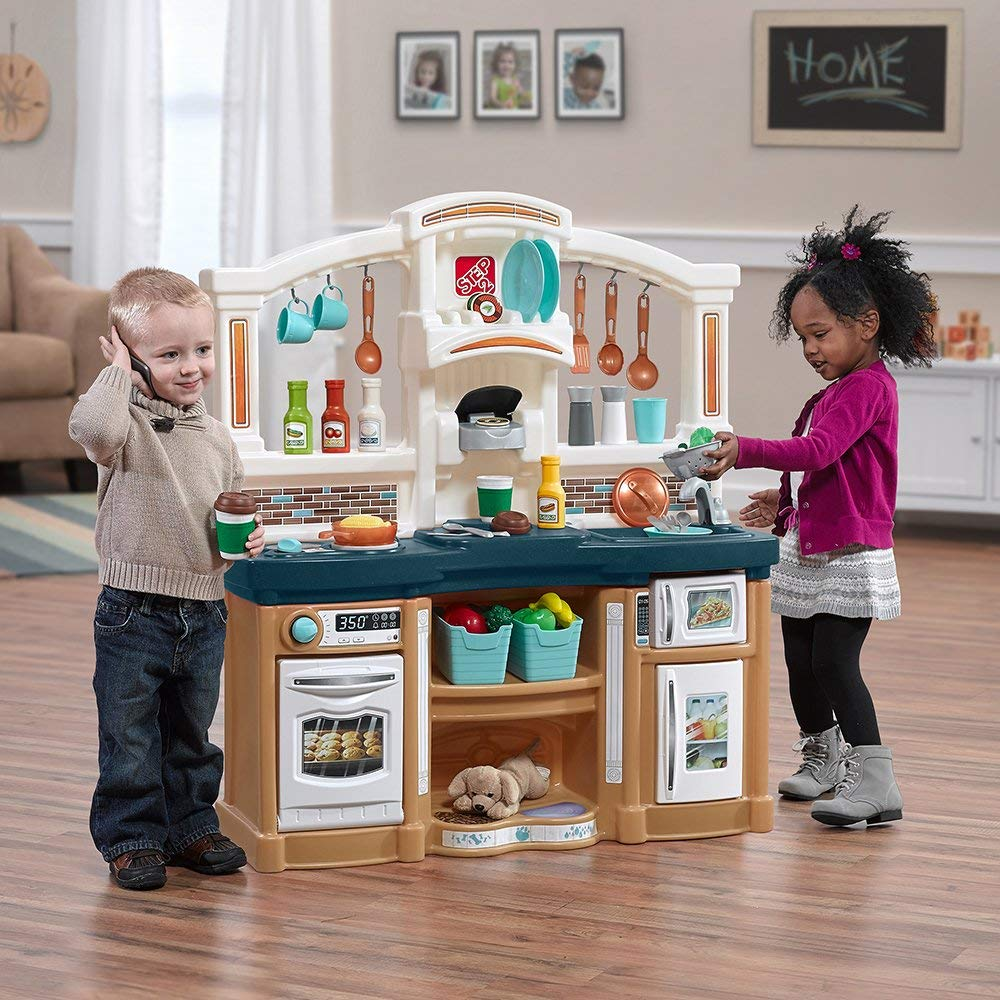 Should you buy your 2 year old boy a play kitchen?