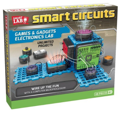 toys for ten year old boys - smart circuits