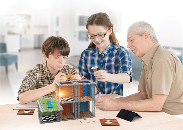 Best STEM toys for boys like this smart house