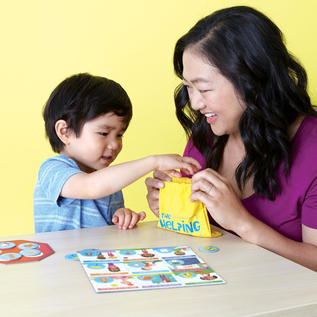 Peaceable Kingdom Board Games for Four Year Olds
