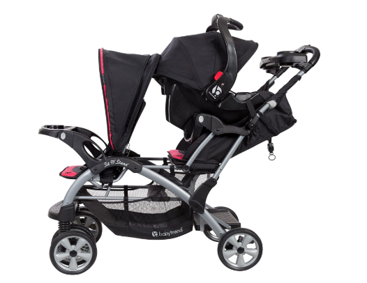 Best double stroller with carseat