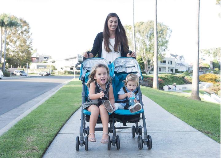 best double umbrella stroller for going on walks