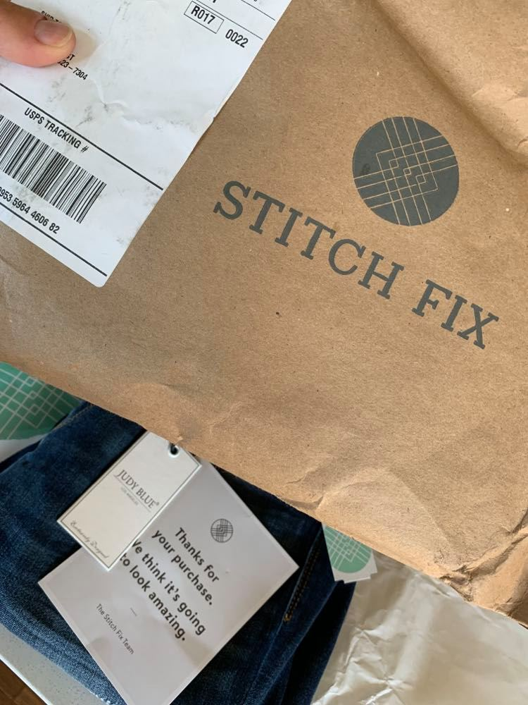 stitch fix shopping