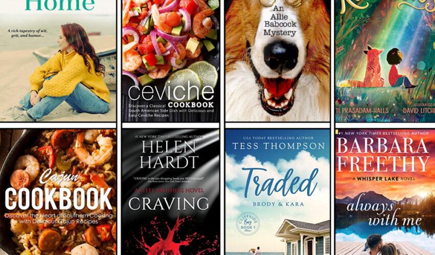 Free Kindle Books (09/28/2020)