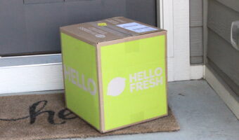 hello fresh meal box